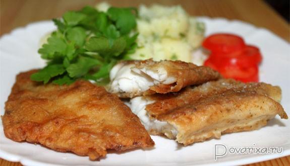 Рецепт приготовления филе тилапии