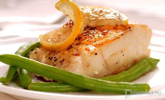 рыба снежная стейки рецепты