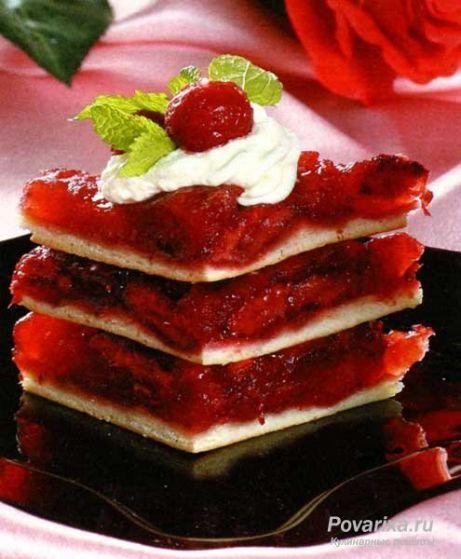 торты и пирожные пошаговый рецепт
