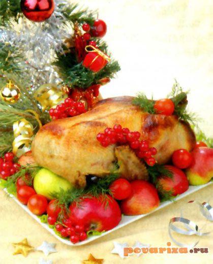 самый простой рецепт приготовления утки в духовке