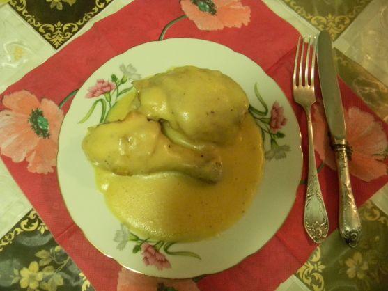 рецепт отварная курица