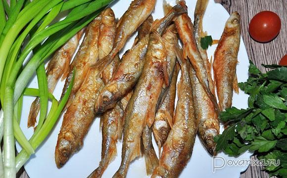 как приготовить свежую рыбу корюшка