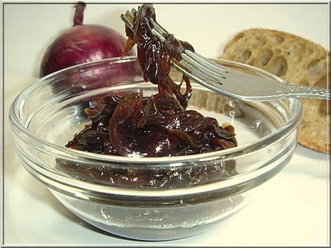 Луковый мармелад конфитюр для мяса