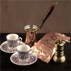 рецепт приготовления натурального кофе в турке