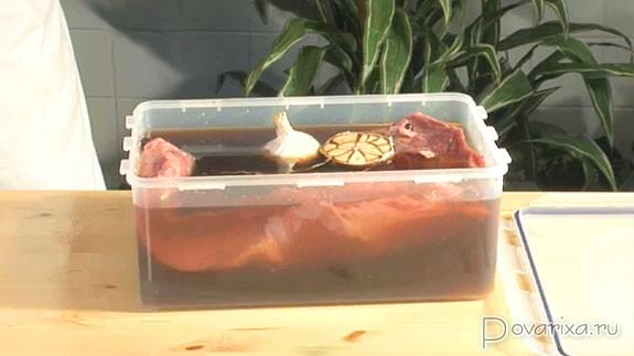 Как сделать солонину в домашних условиях из свинины