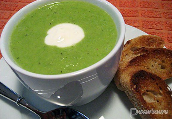 суп из артишоков i goroshka рецепт
