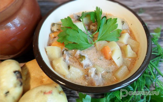 праздничные рецепты блюд в горшочке в духовке
