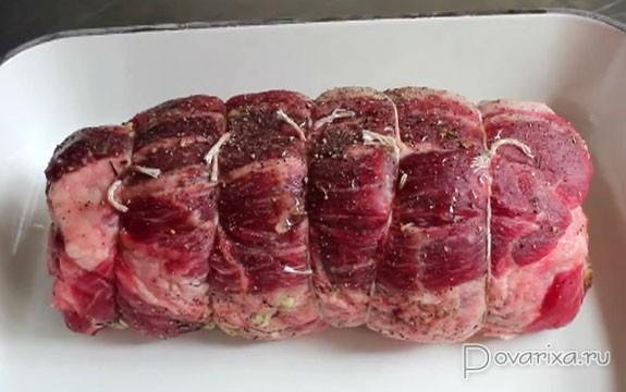 рецепты с мясом в духовке рецепты с фото