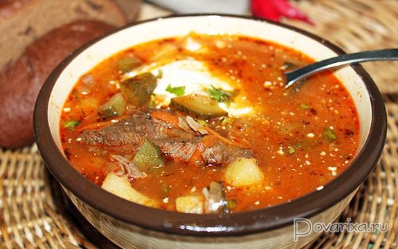 рецепты с фото простые и вкусные суп рассольник с