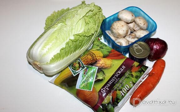 Рецепт гречки с курицей для мультиварки