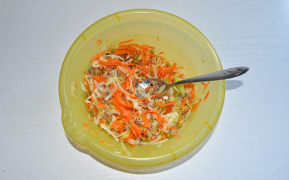 рецепты салатов из рыбы холодного копчения