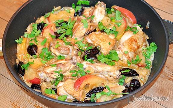 несколько блюд из одной курицы рецепты с фото
