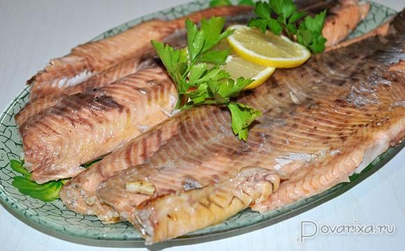 Рыба в соли запеченная рецепт пошагово 137