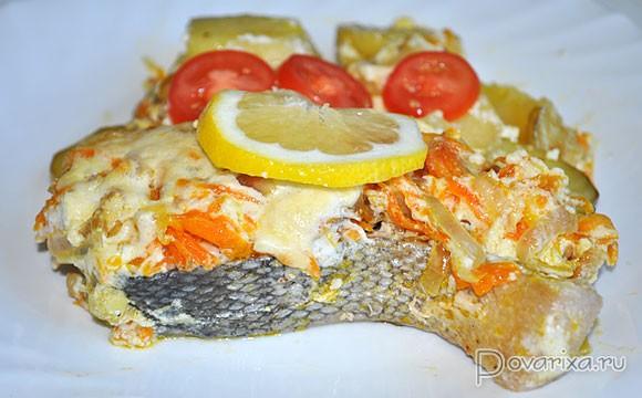Соус к рыбе с картошкой