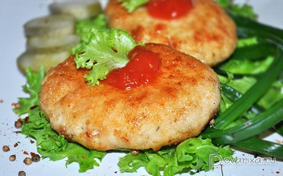 киевские котлеты из куриного филе рецепт с фото