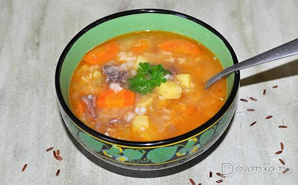 как приготовить картофельный суп с тушенкой