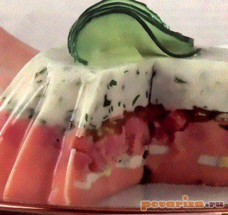 заливное мясо майонезом рецепт фото