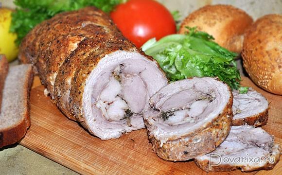 Блюда из свинины  431 рецепт с фото Что приготовить из