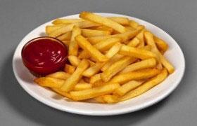 Картофель-фри домашний