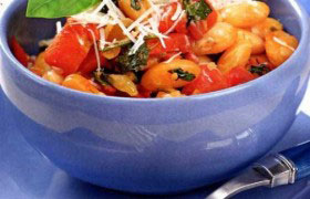 Фасоль по-итальянски