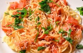 Спагетти по-деревенски
