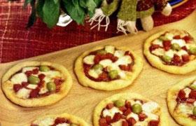 Мини-пиццы: варианты