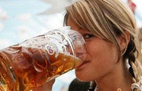 Пиво – дамам!