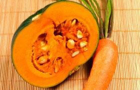 Оранжевые овощи способствуют росту детей