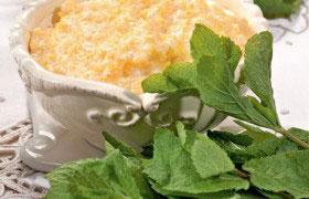 Эларджи – грузинская кукурузная каша с сыром