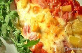 Соус для гавайской пиццы рецепт
