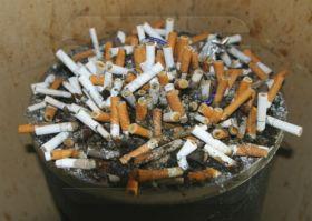 Бросай курить, бросай...