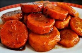 Морковный гарнир