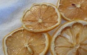 Как засушить лимоны на зиму