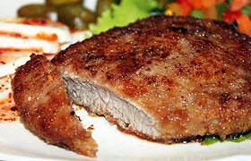 Ромштекс классический из говядины