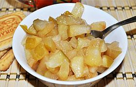 Заготовка яблок для пирогов на зиму