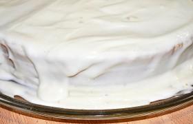 Сметанный крем для торта