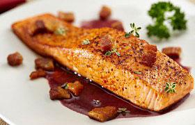 Винный соус к рыбе