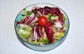 Салат месклан по-провански