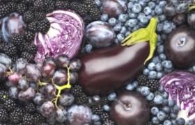 Фиолетовые овощи и фрукты станут трендом
