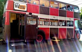 Япония: пообедать в автобусе, поспать в кафе, растянуть чизбургер…