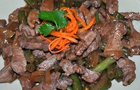 24 рецепта - жареная говядина