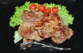 Отбивные из свиной шеи - быстро и вкусно