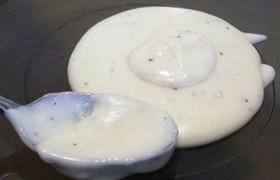 Белый рыбный соус (основа)