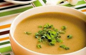 Суп-пюре картофельный
