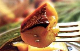 Соленые белые грибы