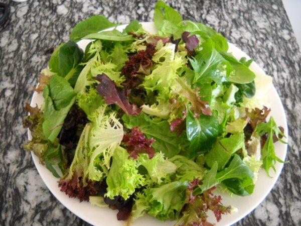 Месклан - салат