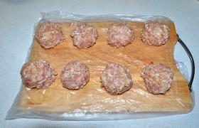 Котлеты «Ласточкины гнезда» с болгарским перцем – кулинарный рецепт