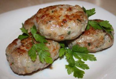 рецепт котлет из мяса