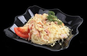 Спагетти «Лунные»