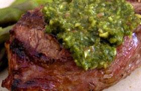 Чимичурри – аргентинский соус